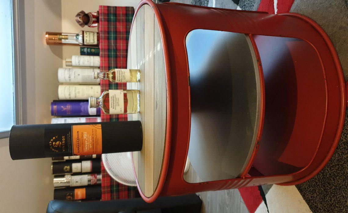 Meine Whisky und Dart Lounge