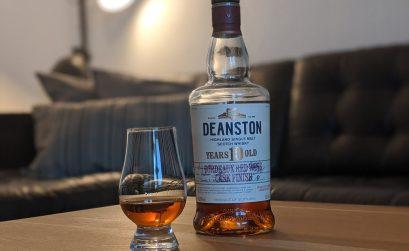 Deanston 10 Jahre Bordeaux Red Wine Cask Finish Test