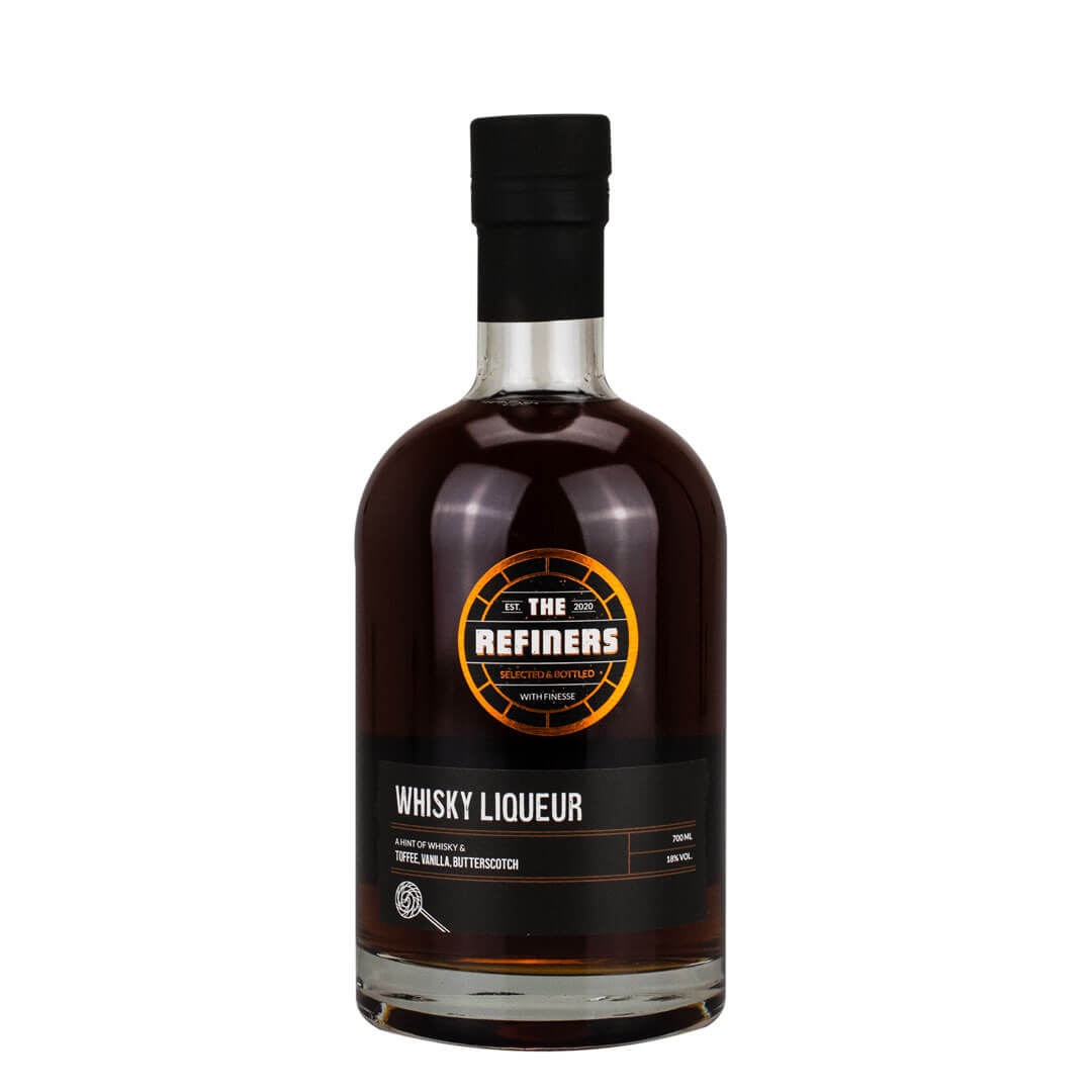 The Refiners Whisky Liqueur