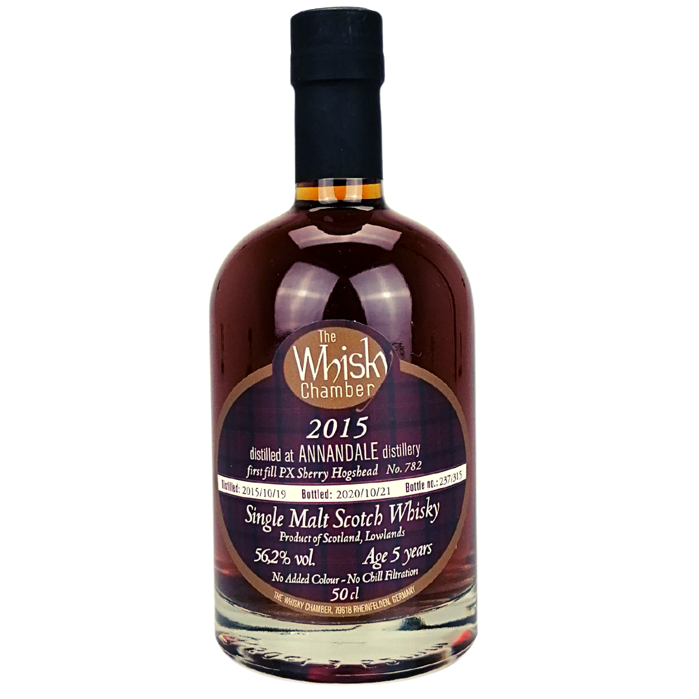 Annandale 2015/2020 The Whisky Chamber