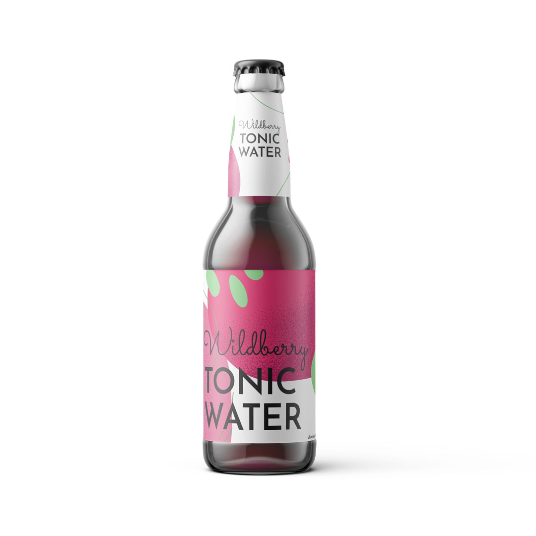 FG Wildberry Tonic Water