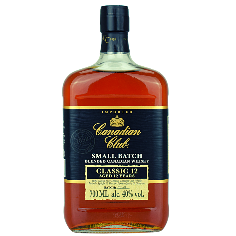 Canadian Club 12 years old Small Batch