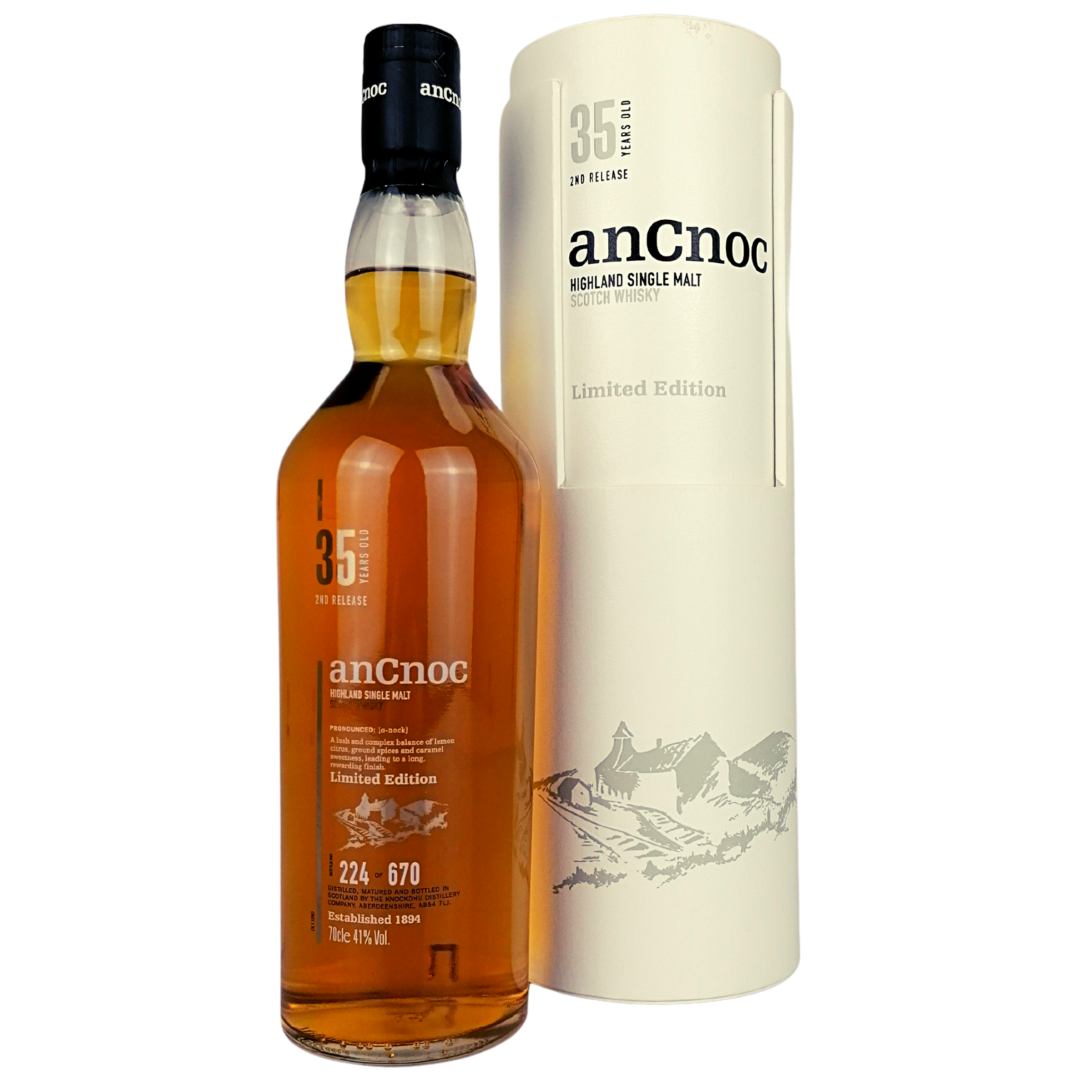 anCnoc 35 Jahre 2nd Release